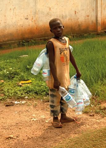 A day's work. Bangui, Central African Republic. Photo: Karim Aissa Baccouche