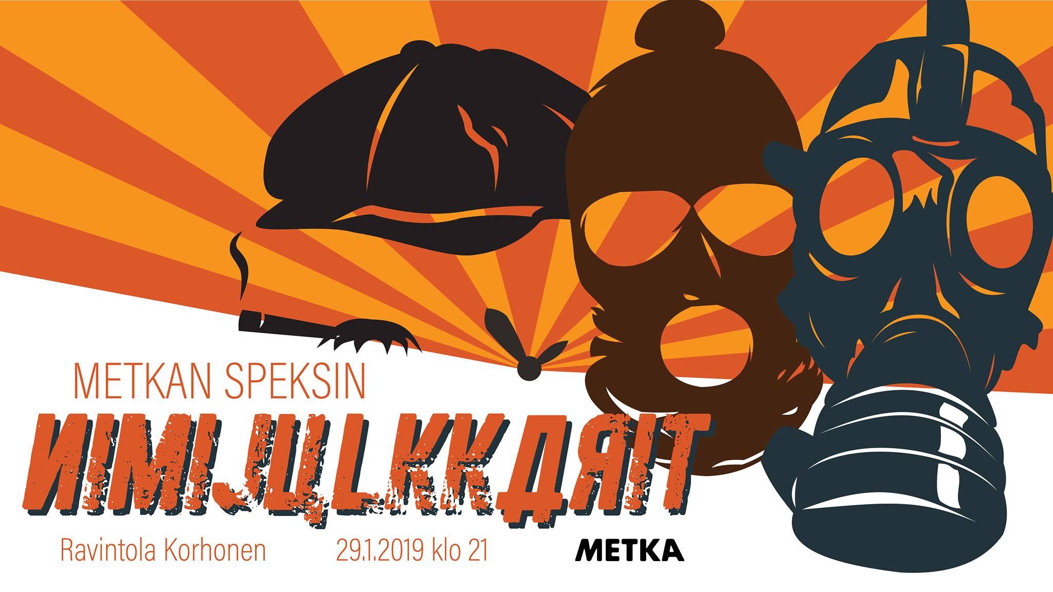 METKAn Speksi 2019 - Nimijulkkarit
