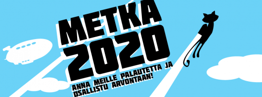 METKA 2020 Palautekysely