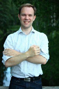 Blogin kirjoittaja Sakari Tuomisto / Sakari Tuomisto, the writer of the blog