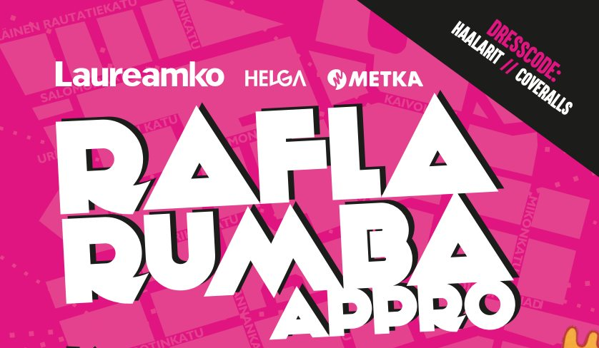 RaflaRumba Appro 2020