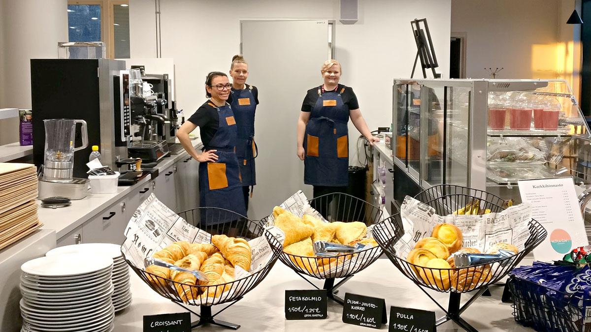 Töitä tarjolla: Metka Cafe etsii kokkia!