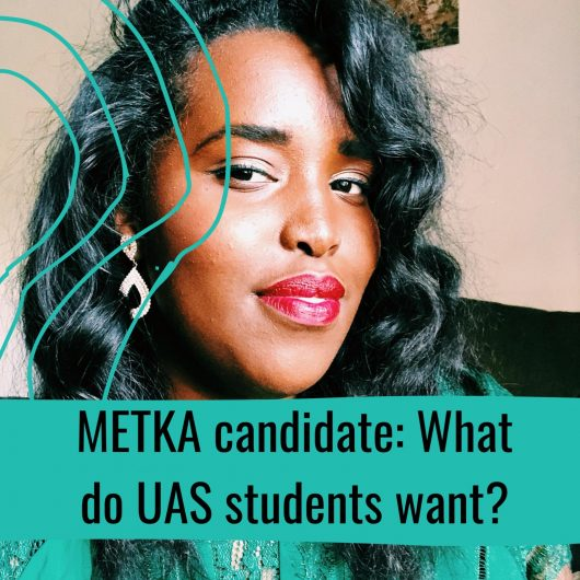 METKA candidate: What do UAS students want?