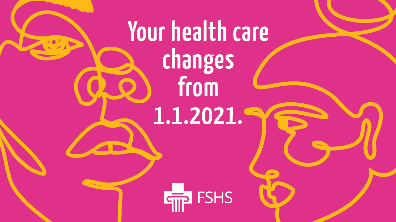 Are you wondering what services will be included in the FSHS fee from 2021 onwards?